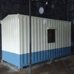 Security Guard Cabin