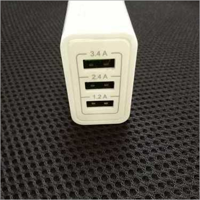 3.4 Amp 3 Port USB Charger