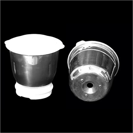 Small Dry Mixer Jar