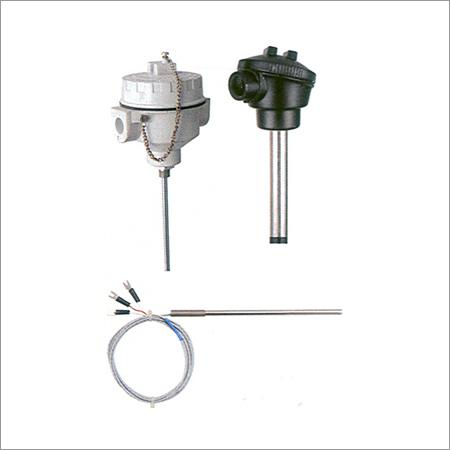 Resistance Temperature Detectors (PT 100 Sensors)