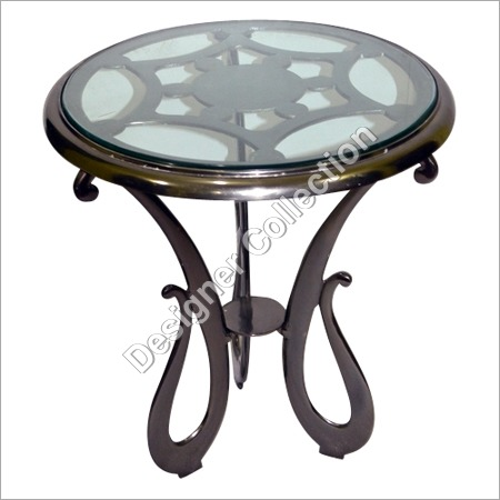 Metal Center Table