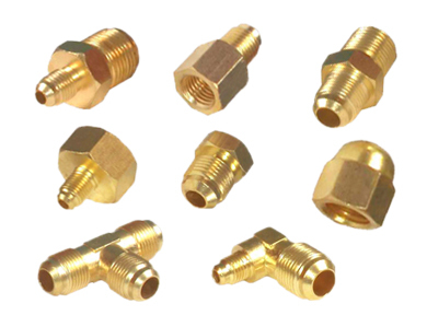 Brass Flare & Compression Fittings