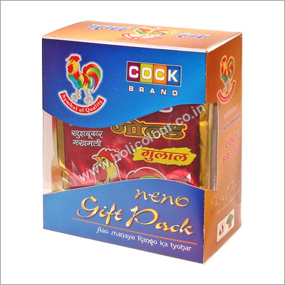 Cock Brand Gulal Gift Pack