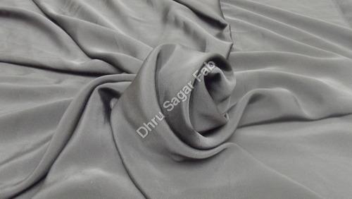 Poly Heavy Dull crape Dyed fabrics