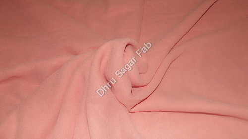 Heavy Grains Georgette Dyed fabrics