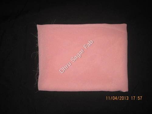 Heavy Crape Solid Dyeing fabrics