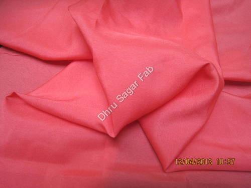 Polyester Heavy Satin dyed fabrics
