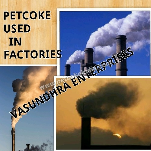 Uses of pet coke