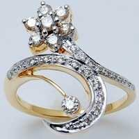 cluster diamond rings catalog, real diamond and solid gold jewelry manufacturer