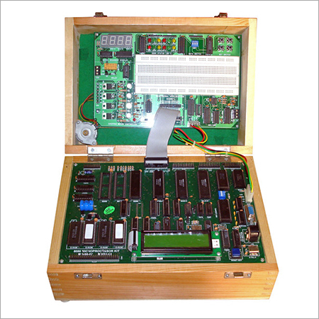 8086 Microprocessor Trainer Kit