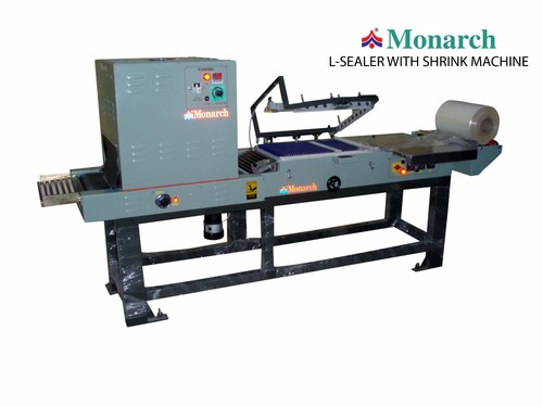 L-Sealer with Shrink Tunnel