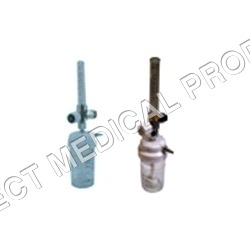 Metal Bpc Flow Meters With Humidifier Bottle