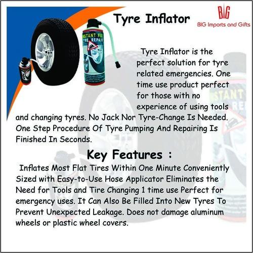 Auto Tyre Inflator