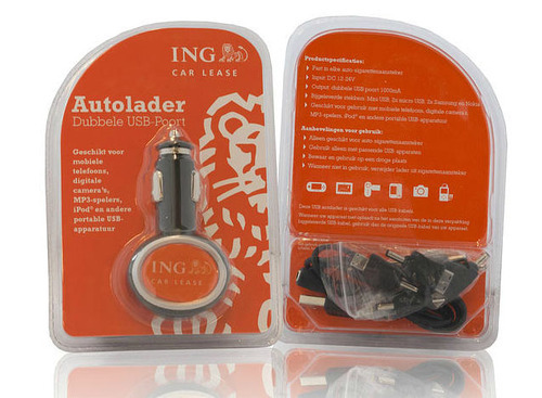 The Ultimate Car Mobile Charger