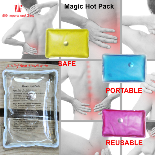 Magic Hot Pack