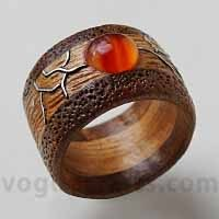 Stylish Brass Rings