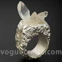 Silver Trendy Rings