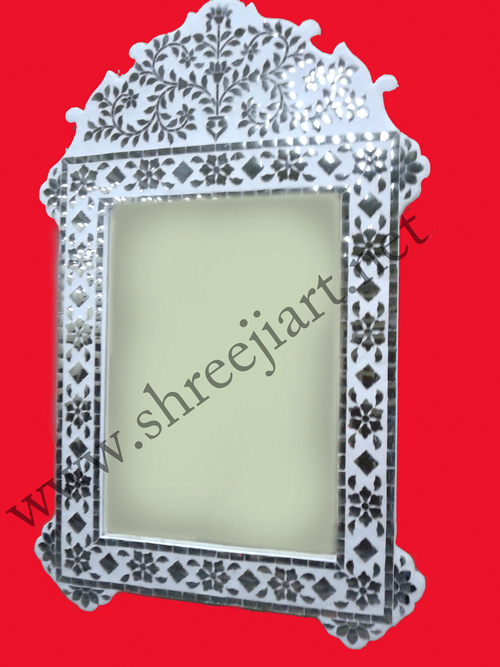 Glass Mirror Frame