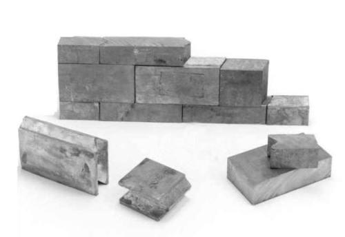 Lead Bricks Ingots
