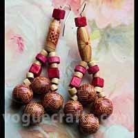 Stylish Beads Earrings