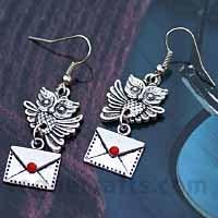 Silver Hanging Earings