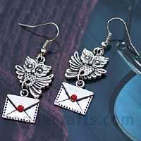 Silver Hanging Earings
