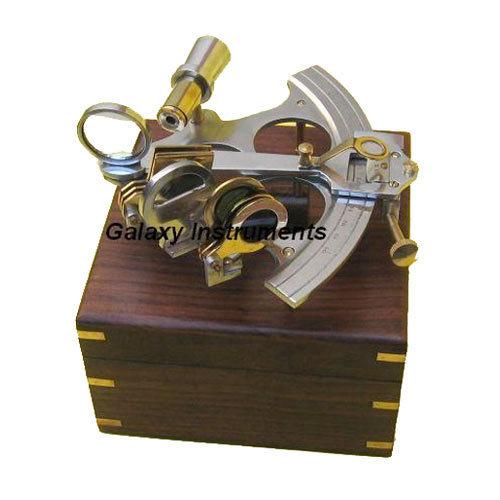 Brass Precision Sextant