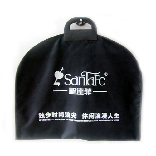 Suit cover and shopping bag
