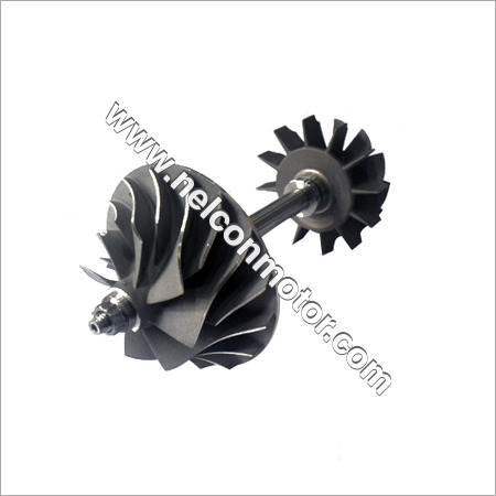 Hx-35-shaft and wheel
