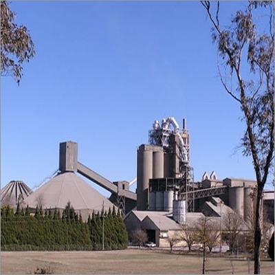 Industrial Cement Plants