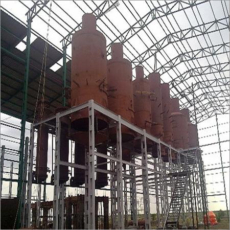 Stainless Steel Multiple Effect Evaporators