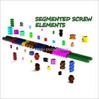 Segmented Screw Elements