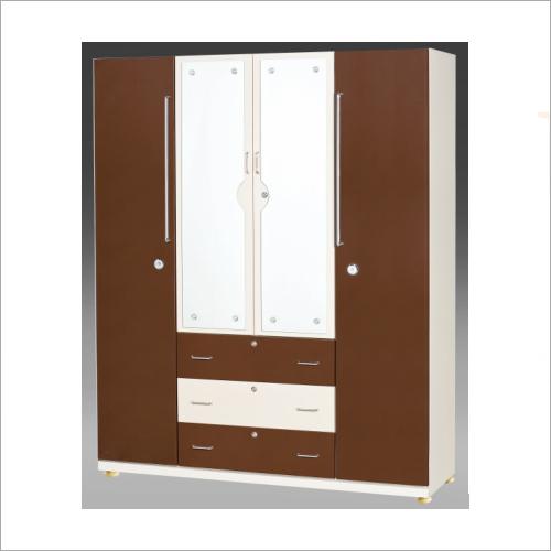 4 Door Steel Almirah