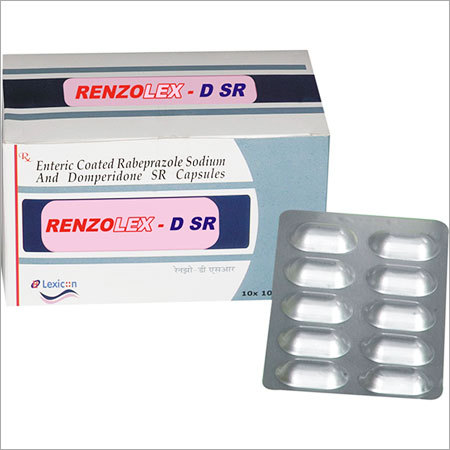 Rabeprazole domperidon capsules