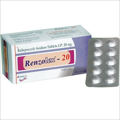 Renzolex 20 Tablet Certifications: Who Gmp