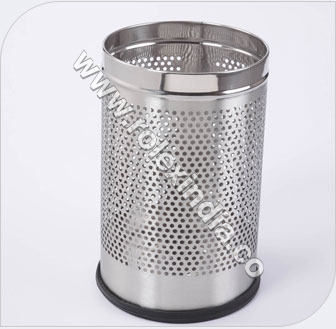 Perforated Dustbins