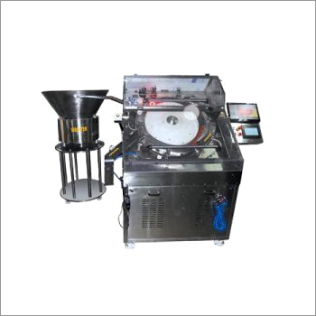 Rubber Stopper Inspection & Washing Machine
