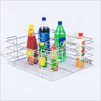 Bottle Rack Basket