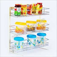 3 Shelf Pullout Detachable