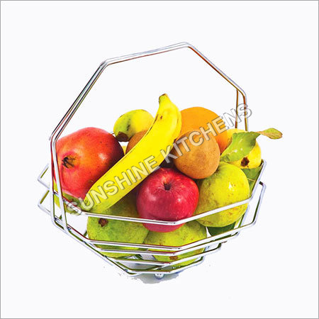 Fruit & Vegetable Basket with Handle