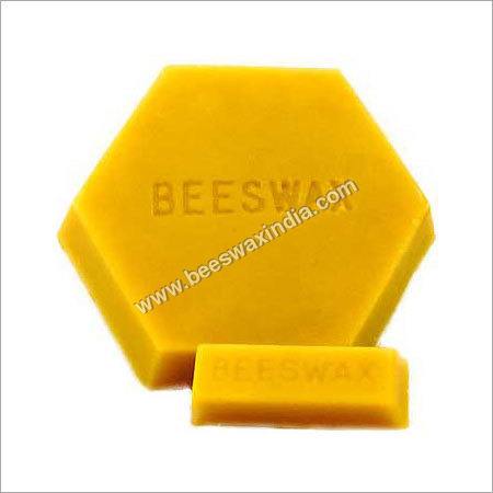 Beeswax Yellow Slab
