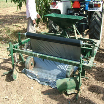 Mulch Laying Machine