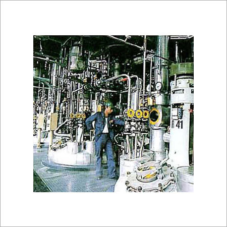 Polyester Plant
