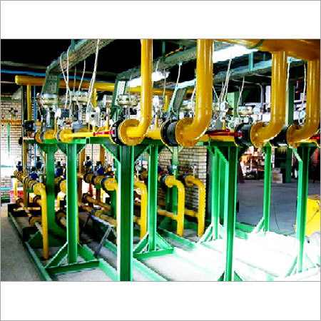 Industrial Gas Fired Equipment