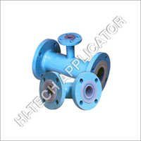 PTFE Equal Cross