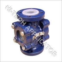 PTFE Lined Sight Flow Indicator