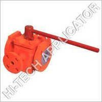 Lined Plug Valve (Jacketed)<