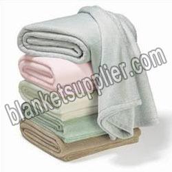 Polyster Thermal Fleece Blanket