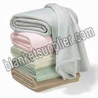 Polyster Thermal Fleece Blanket