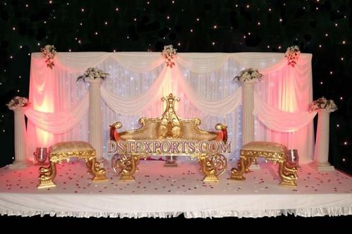ROYAL MAHARAJA WEDDING FURNITURE
